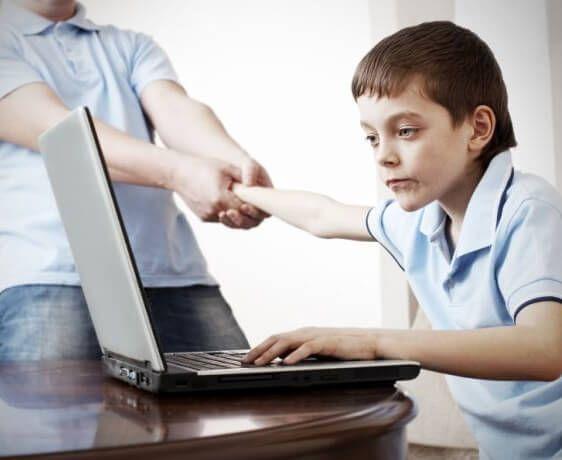 Czy jesteś uzależniony/a od komputera ?