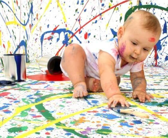 Czy moje dziecko rozwija się prawidłowo ?