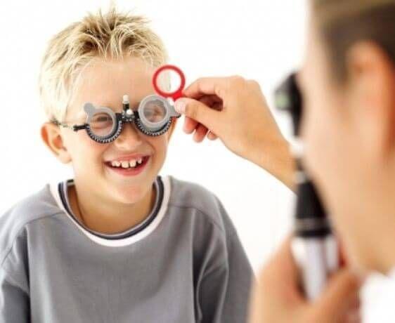 Badanie wzroku - test wzroku online